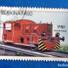 Sellos: BURKINA FASO. ENVIO INCLUIDO.. Lote 198036240