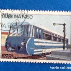 Sellos: BURKINA FASO. ENVIO INCLUIDO.. Lote 198036360