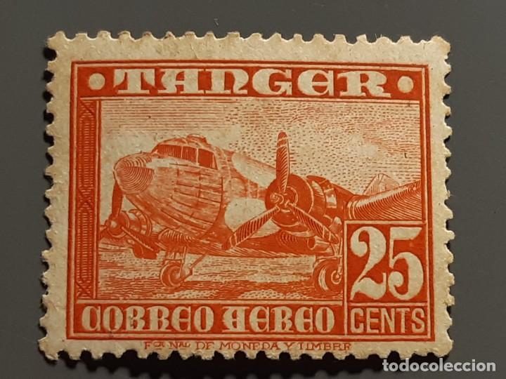 TÁNGER , EDIFIL 167 * *, 1948 (Sellos - España - Colonias Españolas y Dependencias - África - Tanger)