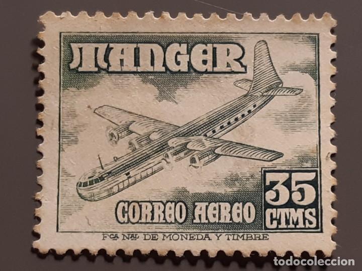 TÁNGER , EDIFIL 168 (*) , 1948 (Sellos - España - Colonias Españolas y Dependencias - África - Tanger)