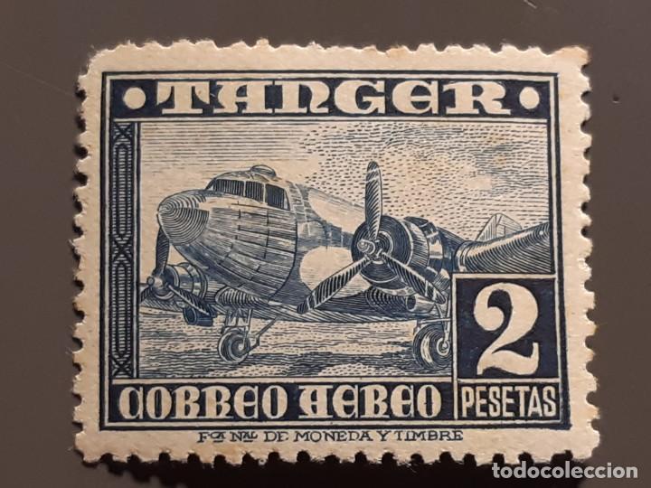 TÁNGER , EDIFIL 170 ** , 1948 (Sellos - España - Colonias Españolas y Dependencias - África - Tanger)