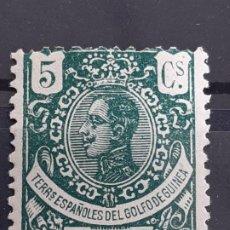 Timbres: GUINEA , EDIFIL 100 *, 1914. Lote 198173732