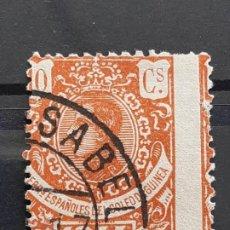 Timbres: GUINEA , EDIFIL 101 , 1914. Lote 198174153