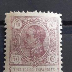 Selos: GUINEA , EDIFIL 150 *, 1920. Lote 198185283