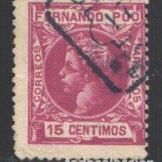 Timbres: FERNANDO POO, 1905 EDIFIL Nº 142 . Lote 198487597