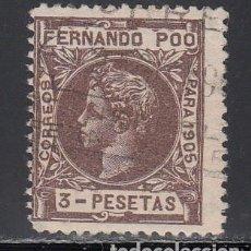 Timbres: FERNANDO POO, 1905 EDIFIL Nº 148 . Lote 198492425
