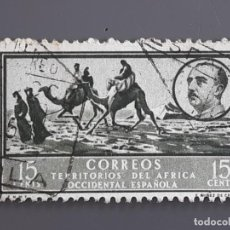 Timbres: ÁFRICA OCCIDENTAL, EDIFIL 6 , 1950. Lote 200654942