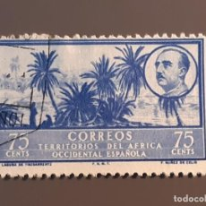 Timbres: ÁFRICA OCCIDENTAL, EDIFIL 12 , 1950. Lote 200775178