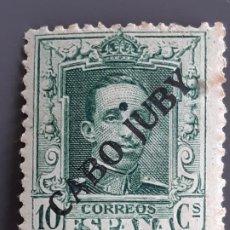 Selos: CABO JUBY , EDIFIL 24 HPA *, J DE JUBY ROTA, 1925. Lote 200778596