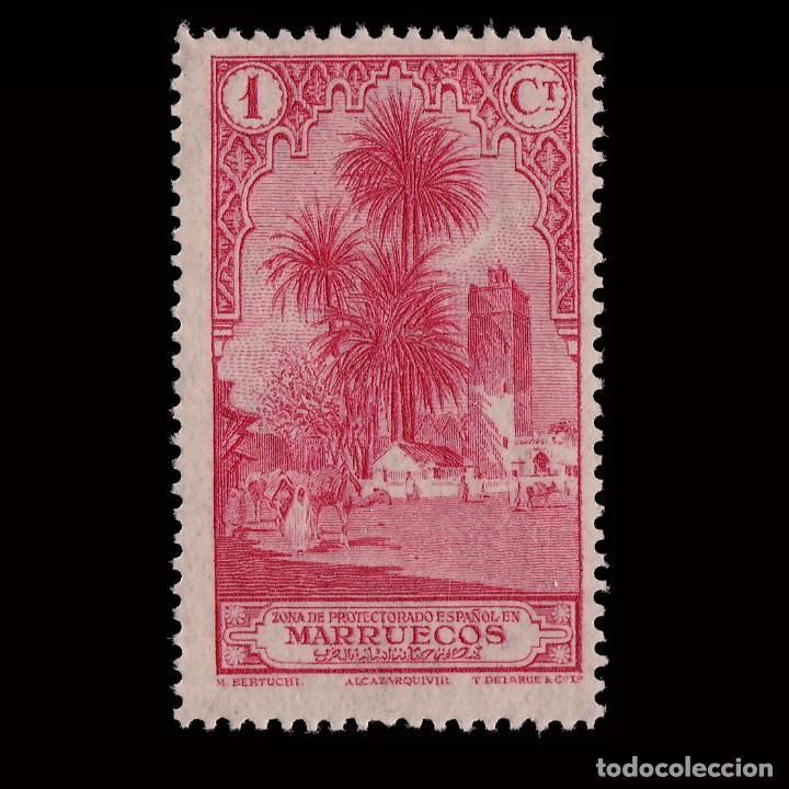 MARRUECOS.1931.TIPOS 1929.1C.MNH.EDIFIL.132 (Sellos - España - Colonias Españolas y Dependencias - África - Marruecos)