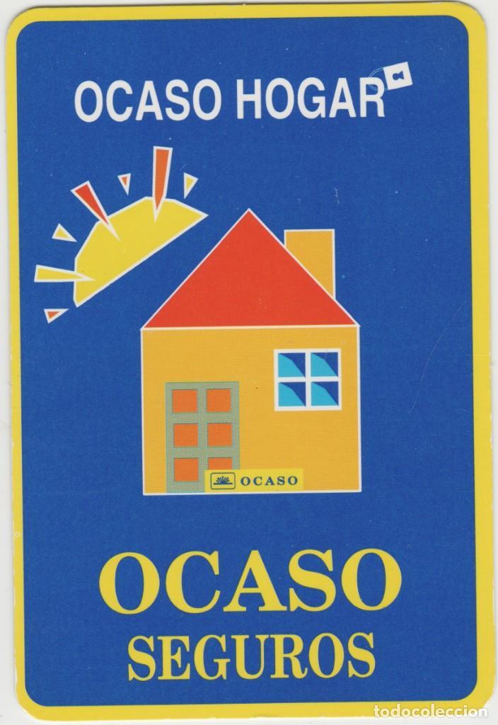 LOTE A-CALENDARIO 1996 OCASO SEGUROS (Sellos - España - Colonias Españolas y Dependencias - África - Sahara)