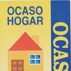 Sellos: LOTE A-CALENDARIO 1997 OCASO SEGUROS. Lote 201262465