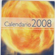 Sellos: LOTE A-CALENDARIO 2008 OCASO SEGUROS. Lote 201262533