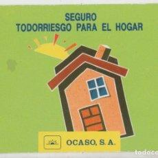 Sellos: LOTE A-CALENDARIO 1991 OCASO SEGUROS. Lote 201262690