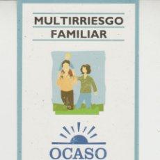 Sellos: LOTE A-CALENDARIO 1998 OCASO SEGUROS. Lote 201262862