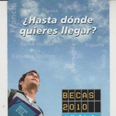 Sellos: LOTE A-CALENDARIO 2010. Lote 201284421