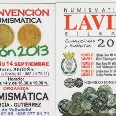 Sellos: LOTE A-CALENDARIOS 2013-2015 . Lote 201285193