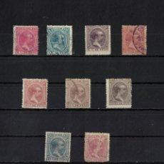 Francobolli: COLONIAS FERNANDO POO EDIFIL AÑO 1894/96 Nº 13/15+17/22 - 9 SELLOS USADO Y NUEVOS. Lote 239588920