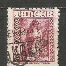 Sellos: TANGER EDIFIL NUM. 159 USADO. Lote 201981397