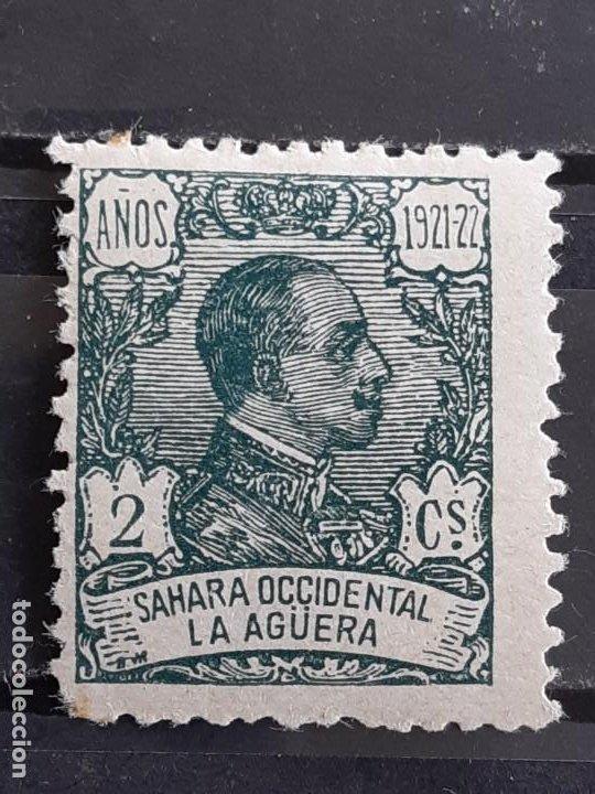 LA AGÜERA , EDIFIL 15 *, 1923 (Sellos - España - Colonias Españolas y Dependencias - África - La Agüera)