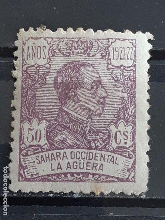 LA AGÜERA , EDIFIL 23 *, 1923 (Sellos - España - Colonias Españolas y Dependencias - África - La Agüera)