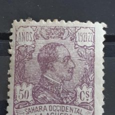 Sellos: LA AGÜERA , EDIFIL 23 *, 1923. Lote 202072662