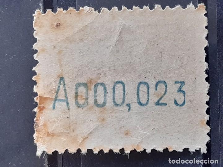 Sellos: La Agüera , edifil 23 *, óxido, 1923 - Foto 2 - 202072746