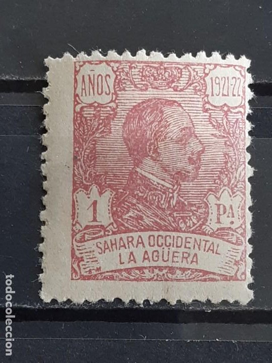 LA AGÜERA , EDIFIL 24 * , 1923 (Sellos - España - Colonias Españolas y Dependencias - África - La Agüera)