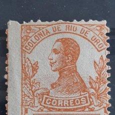 Selos: RIO DE ORO, EDIFIL 68 (*), 1912. Lote 202099262