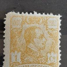 Selos: RIO DE ORO, EDIFIL 130 *, 1921. Lote 202107482