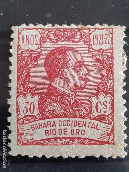 RIO DE ORO, EDIFIL 137 *, 1921 (Sellos - España - Colonias Españolas y Dependencias - África - Río de Oro)