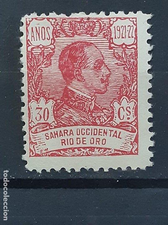 RIO DE ORO, EDIFIL 137 (*), 1921 (Sellos - España - Colonias Españolas y Dependencias - África - Río de Oro)
