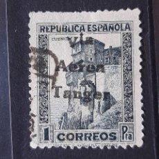 Sellos: SELLO TANGER - 1938 - ED. 138 - HABILITADO - USADO. Lote 202490331