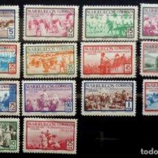 Sellos: COLONIAS ESPAÑOLAS 1953 -FOTO 202- COMPLETA,NUEVO. Lote 203759076