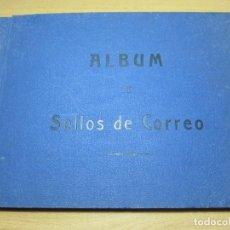 Sellos: ÁLBUM DE SELLOS MUNDIALES. INCLUYE COLONIAS ESPAÑOLAS. Lote 204417030