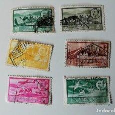 Sellos: LOTE DE SELLOS ÁFRICA OCCIDENTAL 1. Lote 204589565