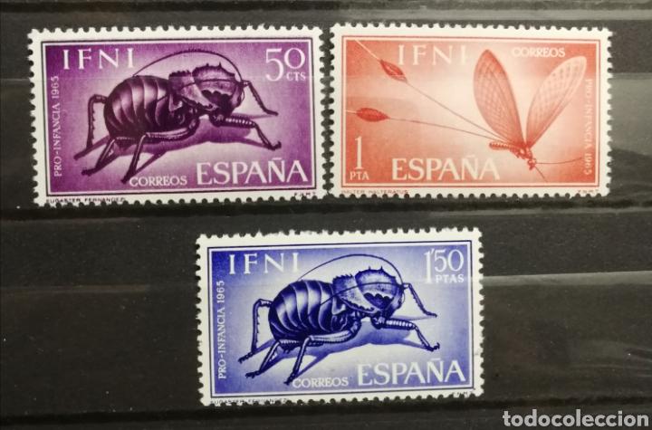 IFNI, N°212/14 MNH (FOTOGRAFÍA ESTÁNDAR) (Sellos - España - Colonias Españolas y Dependencias - África - Ifni)