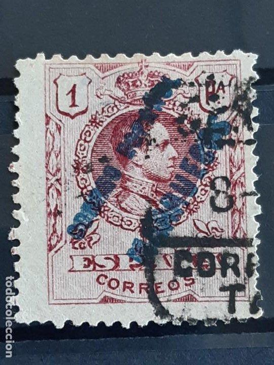 TÁNGER , EDIFIL 9 , 1909-14 (Sellos - España - Colonias Españolas y Dependencias - África - Tanger)