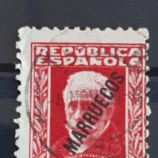 Sellos: TÁNGER , 77 , 1933-38. Lote 205208912