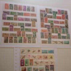 Sellos: SAHARA 37 SERIES COMPLETAS DES DE EL AÑO 1953 AL 1975 EN NUEVO**. Lote 205320135