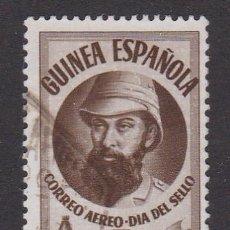 Sellos: GUINEA 1950 - MANUEL IRADIER SELLO USADO EDIFIL Nº 294. Lote 205556812