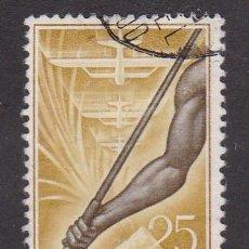 Sellos: GUINEA 1957 - ESCUADRILLA ATLANTIDA SELLO USADO EDIFIL Nº 368. Lote 205557025