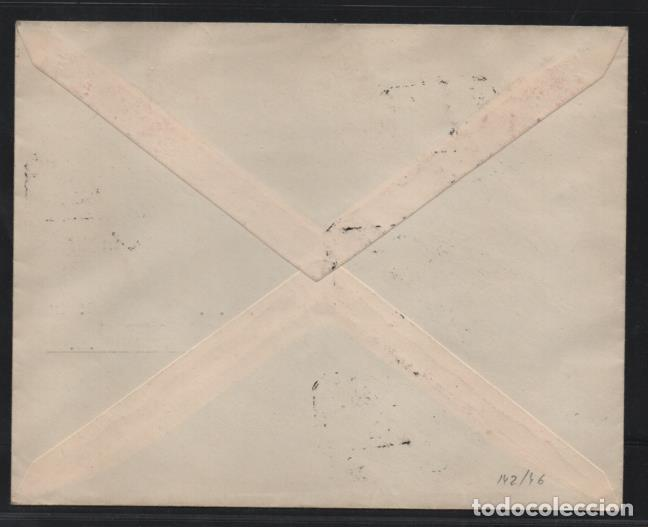 Sellos: TANGER.- A LONDRES- CARTA CON SERIE SOBRECARGA -CORREO TANGER- FECHADA 1 MARZO 1939.- VER FOTOS - Foto 2 - 205582543