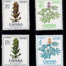 Sellos: SAHARA ED256/59 NUEVO ** MNH COLONIAS ESPAÑOLAS. Lote 206561665