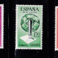 Sellos: SAHARA ED268/270NUEVO ** MNH COLONIAS ESPAÑOLAS. Lote 206561746