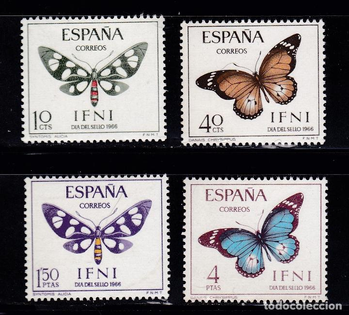 IFNI ED221/24 NUEVO ** MNH COLONIAS ESPAÑOLAS (Sellos - España - Colonias Españolas y Dependencias - África - Ifni)