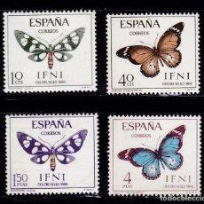 Sellos: IFNI ED221/24 NUEVO ** MNH COLONIAS ESPAÑOLAS. Lote 206562231