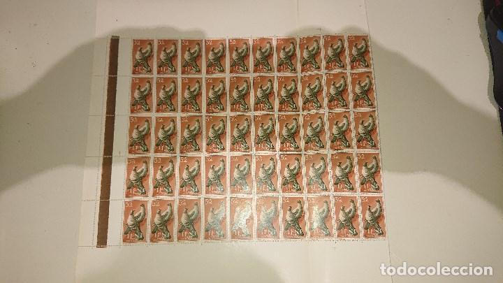 IFNI 1957 , 50 SELLOS EN BLOQUE Nº 135 , NUEVOS . LEER DESCRIPCION (Sellos - España - Colonias Españolas y Dependencias - África - Ifni)
