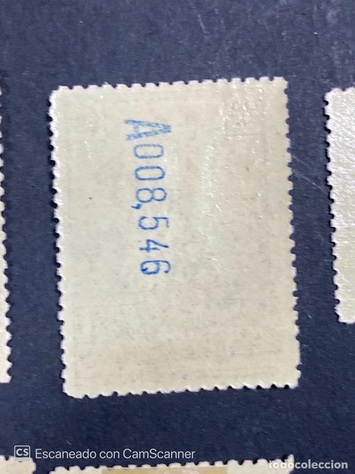 Sellos: EDIFIL 191/201. GUINEA ESPAÑOLA. EXPOSICION GENERAL ESPAÑOLA. SEVILLA-BARCELONA 1929. 1 CON CHARNELA - Foto 16 - 206777782