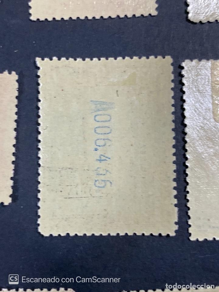 Sellos: EDIFIL 191/201. GUINEA ESPAÑOLA. EXPOSICION GENERAL ESPAÑOLA. SEVILLA-BARCELONA 1929. 1 CON CHARNELA - Foto 19 - 206777782